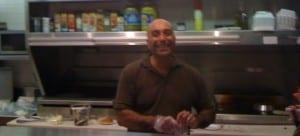 Haitham Iman of Carmen's Deli