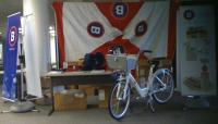 BCycle booth at the bike summit