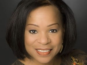 Sharon Howard publicity shot from WDTN