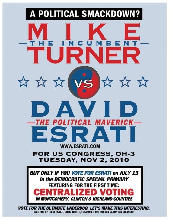 Turner V Esrati- the smackdown flyer
