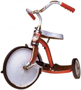 The original tricycle