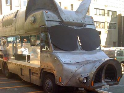 Maximus Minimus of Seattle BBQ truck
