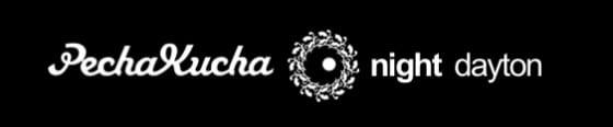 Pecha Kucha Dayton logo
