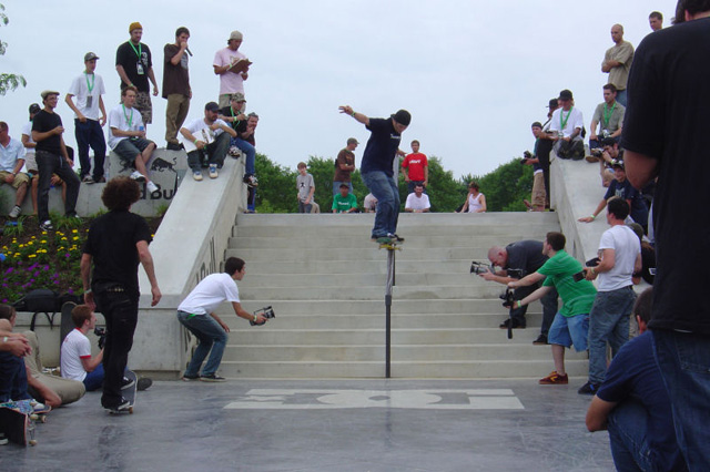 Rob Drydek Skate Park in Kettering