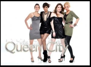 Queen City TV show promo shot