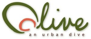 Olive, an urban dive logo