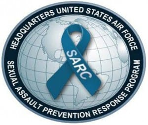 Logo for USAF HQ Sexual Assault Prevention Response Program
