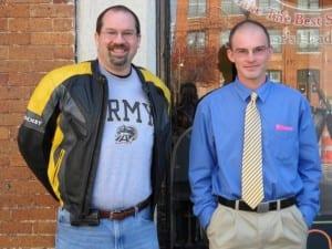 David Esrati and Ken Wade
