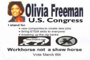 Click on image to download pdf of Olivia Freeman campaign piece