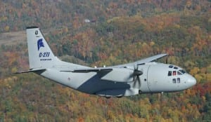 Photo of USAF C-27J