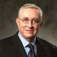 Clayton Mathile portrait