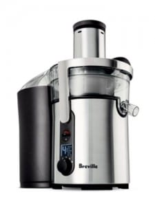 "The juicer of ""Fat Sick and Nearly Dead"" Breville BJE510XL Ikon 900-Watt Variable-Speed Juice Extractor"