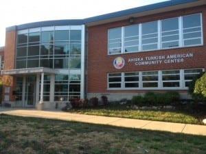 The former Bomberger center- now the Ahiska Turkish American Community Center