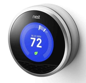 The Next Learning Thermostat