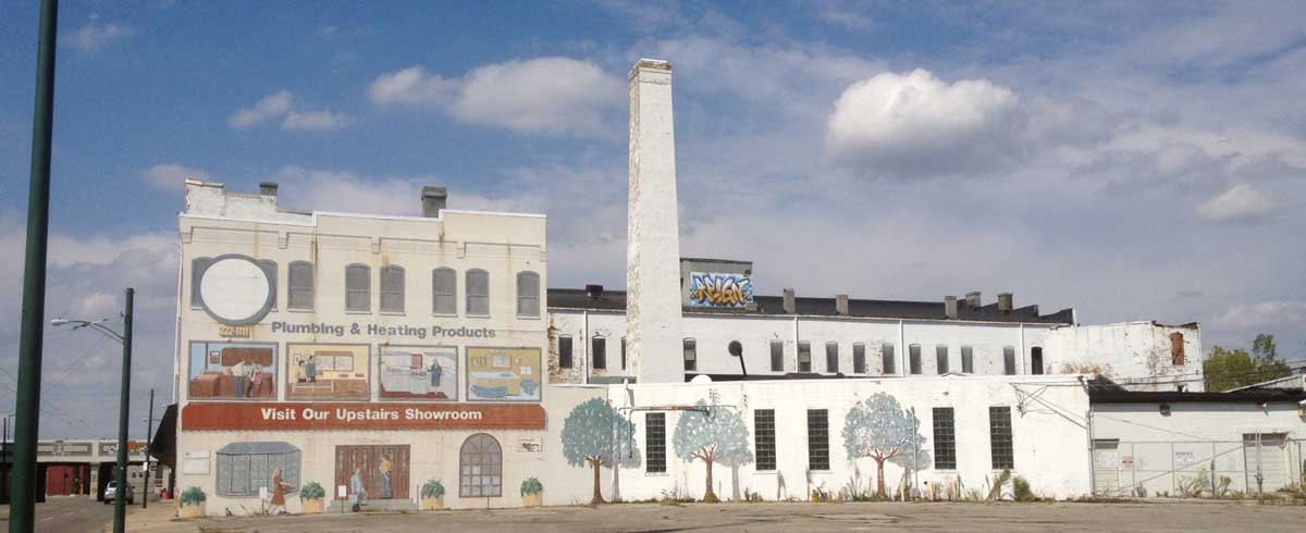 Wayne ave vacant building purchased by the City of Dayton without a plan
