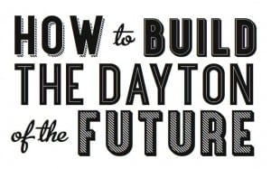 Logo for How to build the Dayton of the Future the David Esrati plan