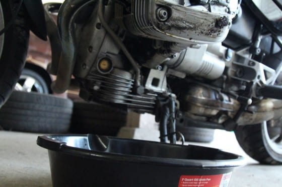 a bruised boxter engine