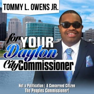 Tommy Owens for Dayton City Commission