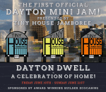 Tiny House Jamboree in Dayton Ohio