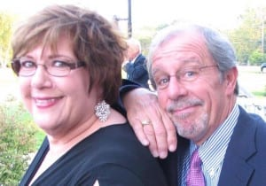 Kathy and Mike Fariello.