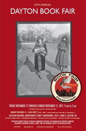 Dayton bookfair poster 2015