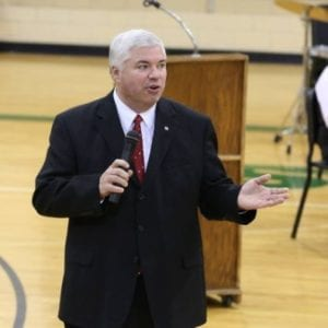 Dan Schroer candidate Dayton Public Schools