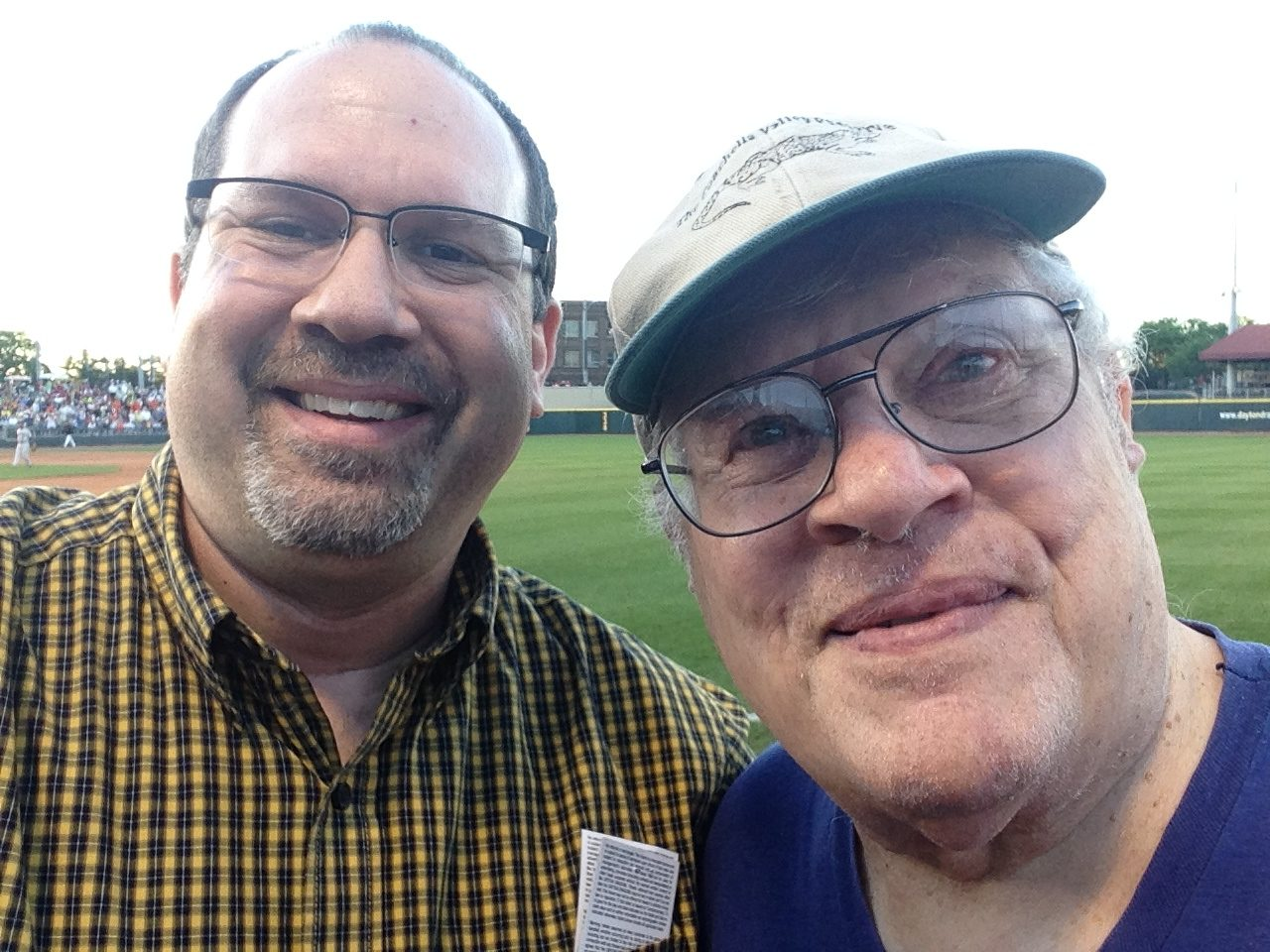 David and Stephen - Dragons Game, 2015