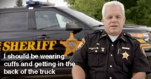 Phil Plummer, Sheriff, Montgomery County Ohio