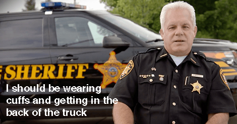 Phil Plummer, Sheriff, Montgomery County Ohio