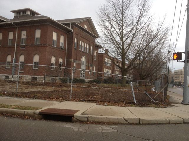 Patterson Kennedy School in Dayton ready for demolition