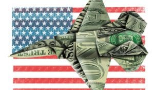 The F35 is made of money