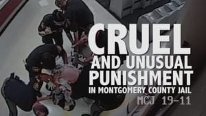 Cruel and Unusual Punishment in the Montgomery County Jail