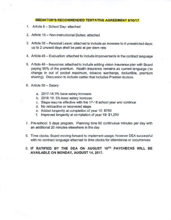 thumbnail of Mediators agreement