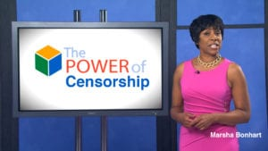 Dayton Public Schools Director of Media and Public Relationships is an expert in censorship of free political speech