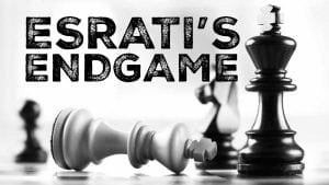 Graphic accompanying Esrati's Endgame post