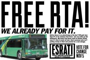 David Esrati FREE RTA mailer