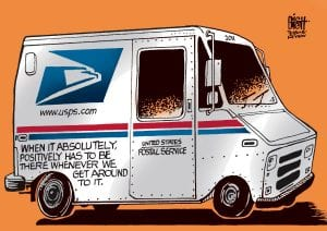USPS #FAIL graphic
